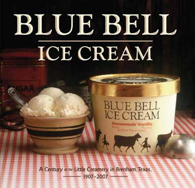 Blue Bell Ice Cream: A Century at the.