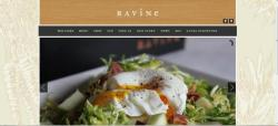 new ravine website