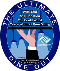 dineout fundraiser